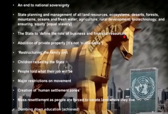 Agenda 21 - Restructuring The Family Unit