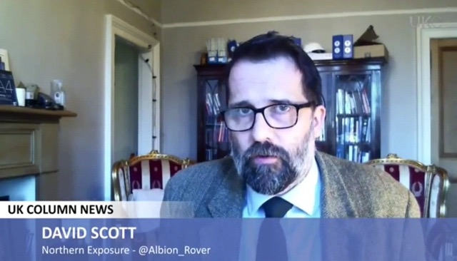 Northern Exposure – David Scott Discusses Illegal Policing With 'Police Abusing Powers'